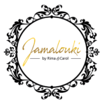 Jamalouki Beauty Salon - Logo Design