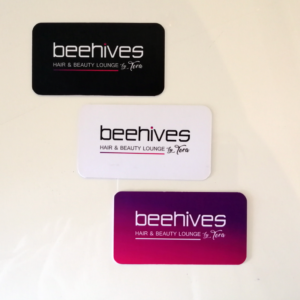 beehives business card variations