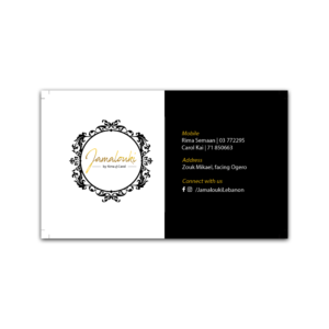 jamalouki business card