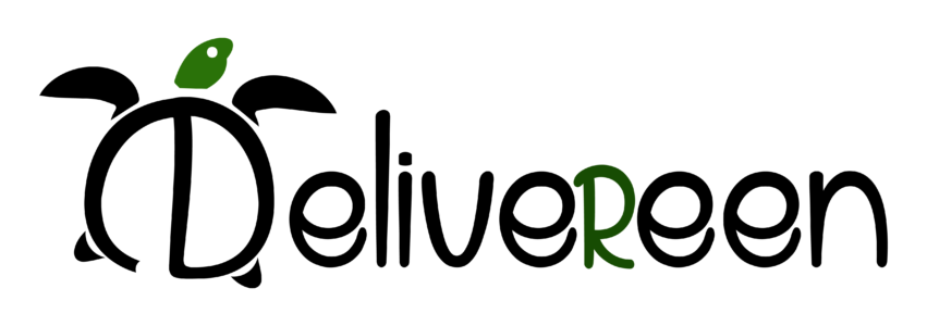 Logo Delivereen-White bckgd